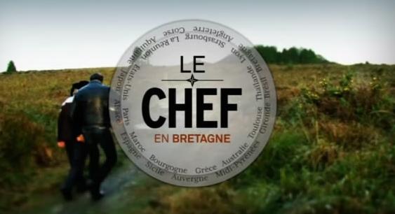 Chef en Bretagne Cyril Lignac