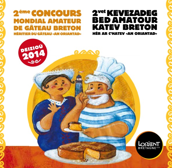 Concours mondial gâteau breton