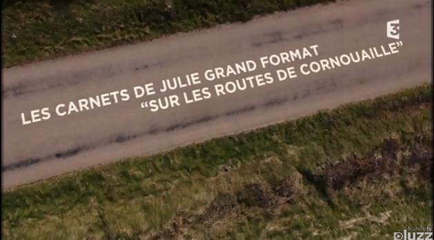 Les Carnets de Julie en Bretagne